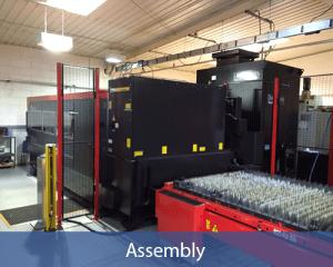 Precision Engineering Assembly in Milton Keynes, Buckinghamshire