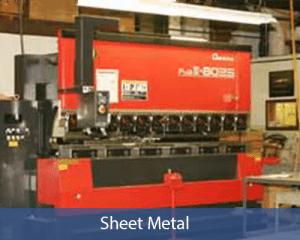 Sheet Metal Fabrication in Milton Keynes, Buckinghamshire