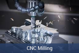 CNC Milling in Milton Keynes, Buckinghamshire